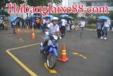 Thi bằng lái xe máy cho Sinh Viên Đại học