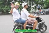 Thi bằng lái xe máy cho người nước ngoài tại Việt Nam